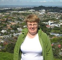 Janice on Mt Eden, Auckland